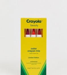 Три косметических карандаша Crayola (Jazz Pizzazz)-Мульти