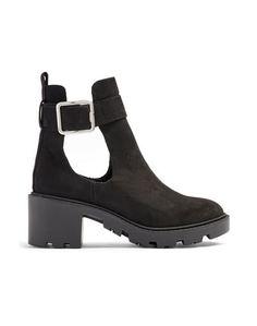 Полусапоги и высокие ботинки Topshop