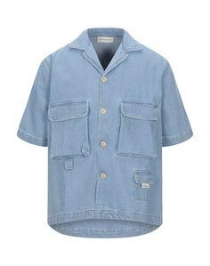 Джинсовая рубашка Drôle De Monsieur