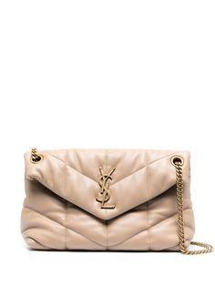 Saint Laurent маленькая сумка на плечо Loulou