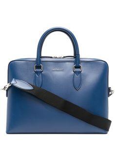 Burberry портфель с логотипом