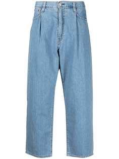 Levis широкие джинсы со складками Levis®