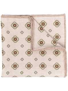 Eleventy платок с цветочным узором