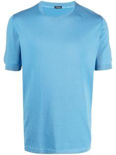 Kiton футболка с короткими рукавами