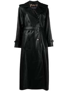 Dolce & Gabbana пальто с поясом