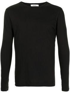 Adam Lippes футболка с длинными рукавами