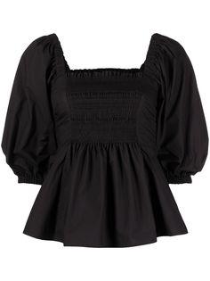 P.A.R.O.S.H. блузка с баской