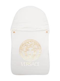 Young Versace скальный конверт с принтом Medusa