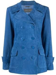 Alberta Ferretti двубортный пиджак