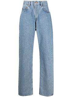 Levis: Made & Crafted широкие джинсы с завышенной талией