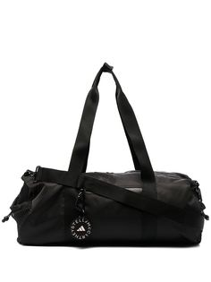 adidas by Stella McCartney спортивная сумка цилиндрической формы
