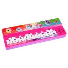 Умка пианино My Little Pony B1517258-R13 (144) розовый/фиолетовый
