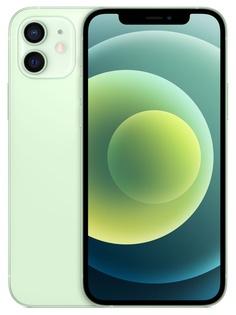 Сотовый телефон APPLE iPhone 12 64Gb Green MGJ93RU/A Выгодный набор для Selfie + серт. 200Р!!!