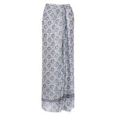 Шелковая юбка Giorgio Armani