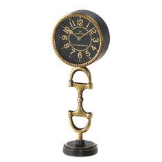 Часы настольные Dekor pap электромеханические 15,5х6х41 см