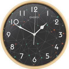 Часы настенные кварцевые Energy EC-107 круглые (32.0x4.5 см) (009480)