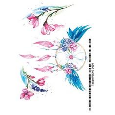 Переводная татуировка Полисфера №010