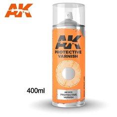 Лак AK Interactive Protective Varnish Spray, 400 мл