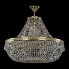 Хрустальная люстра 19011/H1/80IV G Bohemia Ivele Crystal