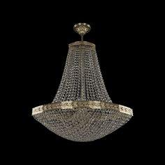 Хрустальная люстра 19323/H2/60IV G Bohemia Ivele Crystal