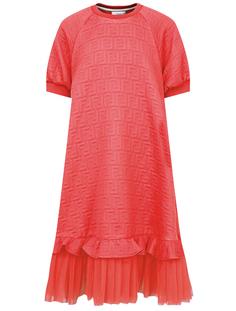 Платье Fendi цв. розовый, р. 116