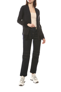 Джемпер женский PRADA 138396/Bleu черный XL