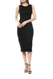 Повседневное платье женское PRADA 133088/H20 черное M