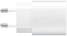 Сетевое зарядное устройство Samsung USB Type-C Power Delivery 25W White (EP-TA800)
