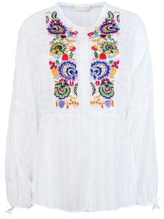 Хлопковая блуза Etro