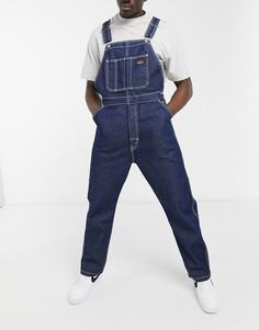 Темно-синий джинсовый комбинезон Levis Youth-Голубой Levis®