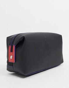 Кожаный несессер Paul Costelloe-Черный цвет