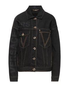 Джинсовая верхняя одежда Versace