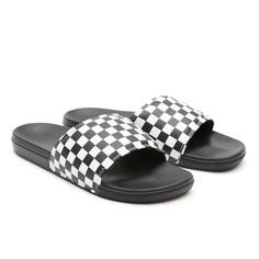 Сланцы Checkerboard Mens La Costa Slide-On Vans