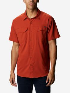 Рубашка с коротким рукавом мужская Columbia Silver Ridge Lite™, размер 54