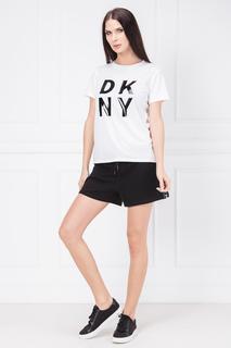 Футболка женская DKNY DP8T6376 белая 46-48