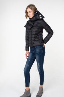 Куртка женская DKNY DP8J8276/XM2 черная 48-50