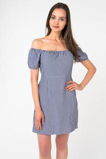 Повседневное платье женское adL 12434506000 синее 44