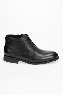 Ботинки мужские Dino Ricci 358-266-02T черные 44 RU