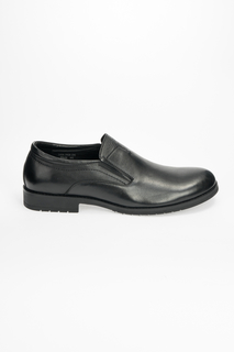 Туфли мужские Dino Ricci 358-256-05 черные 47 RU