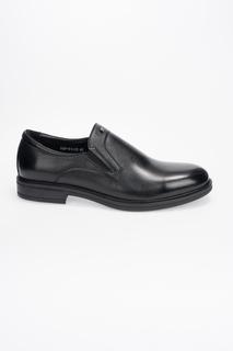 Туфли мужские Dino Ricci 508-61-05 черные 44 RU