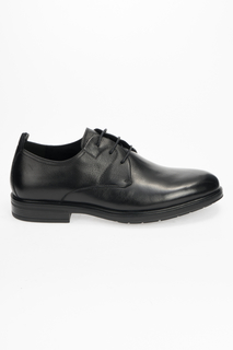Туфли мужские Dino Ricci 358-83-03 черные 45 RU