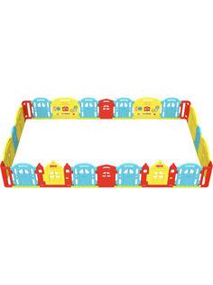 Детский манеж Dwinguler Castle Rainbow STD, 474х294х78,3 см