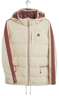 Куртка Сноубордическая Burton 2020-21 Keelan Creme Brulee/Rose Brown (Us:xl)