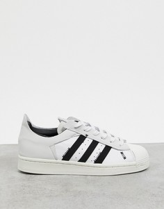 Белые кроссовки adidas Originals WS2 Superstar-Белый