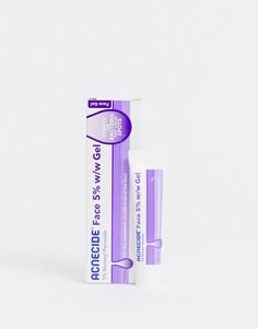 Средство против высыпаний с бензоил пероксидом Acnecide 15 г-Бесцветный
