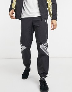 Черные спортивные джоггеры adidas Originals-Золотистый