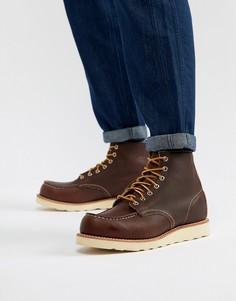 Кожаные ботинки Red Wing 6 Inch-Коричневый