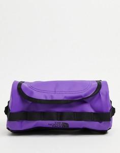 Фиолетовый дорожный несессер The North Face Base Camp-Сиреневый