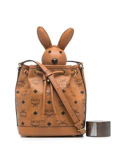 MCM мини-сумка через плечо Zoo Rabbit