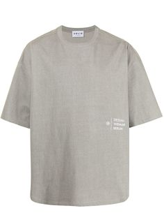 SOLID HOMME футболка с графичным принтом